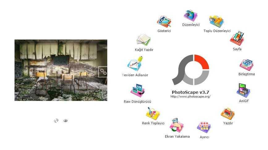 PhotoScape – Free Image Editing Program Like Photoshop