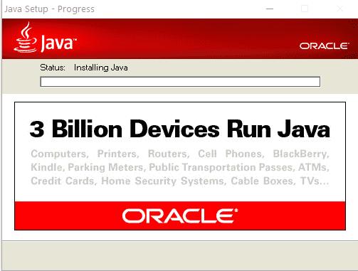 Java 7 Update 67 64 bit