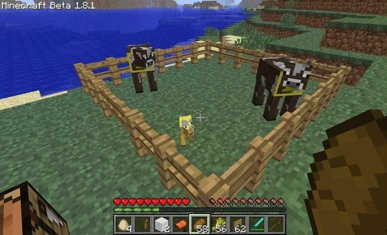 Minecraft 1.8.1 – Download