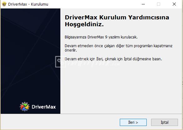 DriverMax – Tüm Driverları Otomatik Güncelleyen Türkçe Program