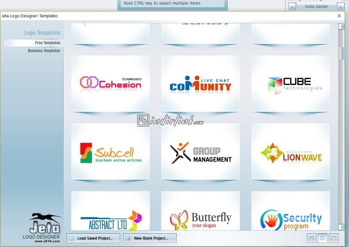 Jeta Logo Designer – Ücretsiz Logo Yapma Programı