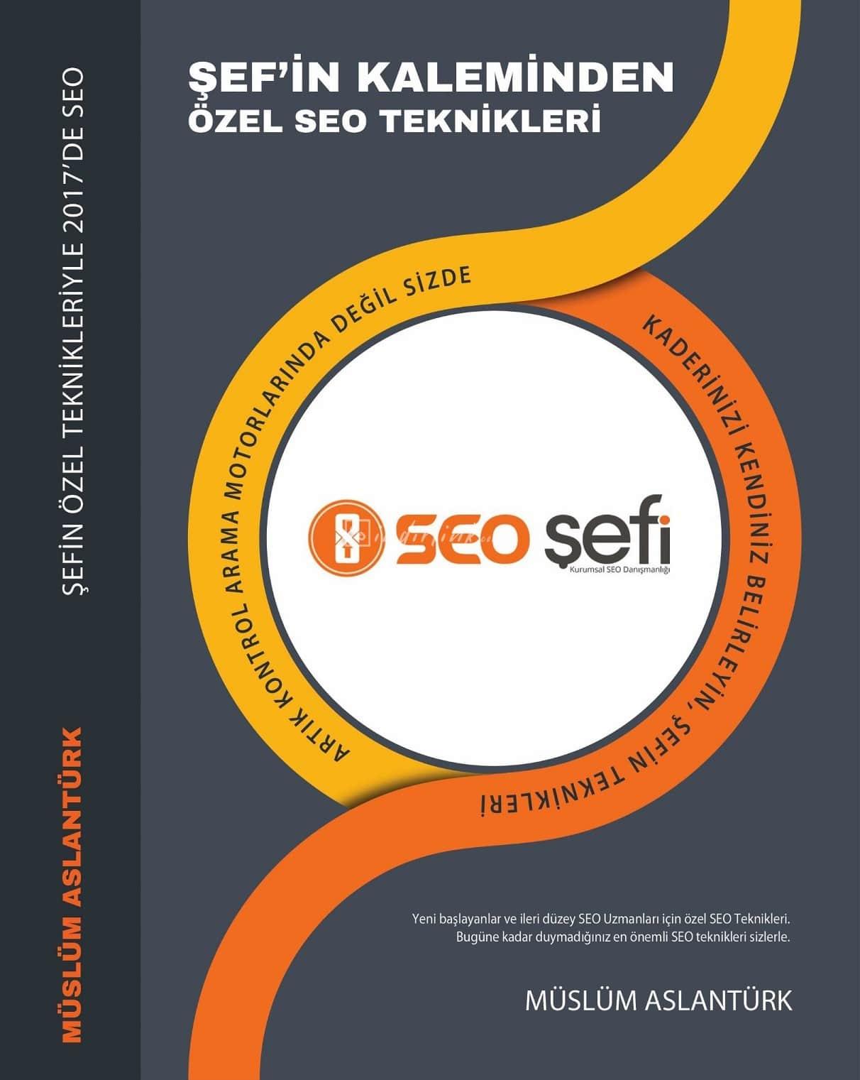 Seo Teknikleri E-Kitap / E-Book (125 Sayfa Türkçe) – Seo Şefi
