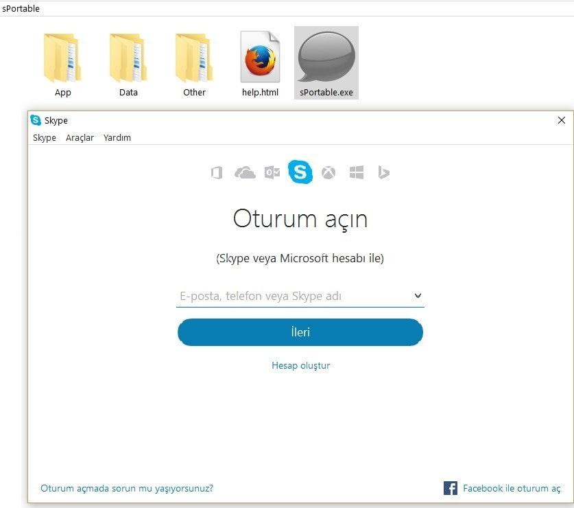Skype Portable – sPortable