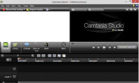 Camtasia Studio 8.6.0.2054 – Ekran Videosu Kaydetme Programı