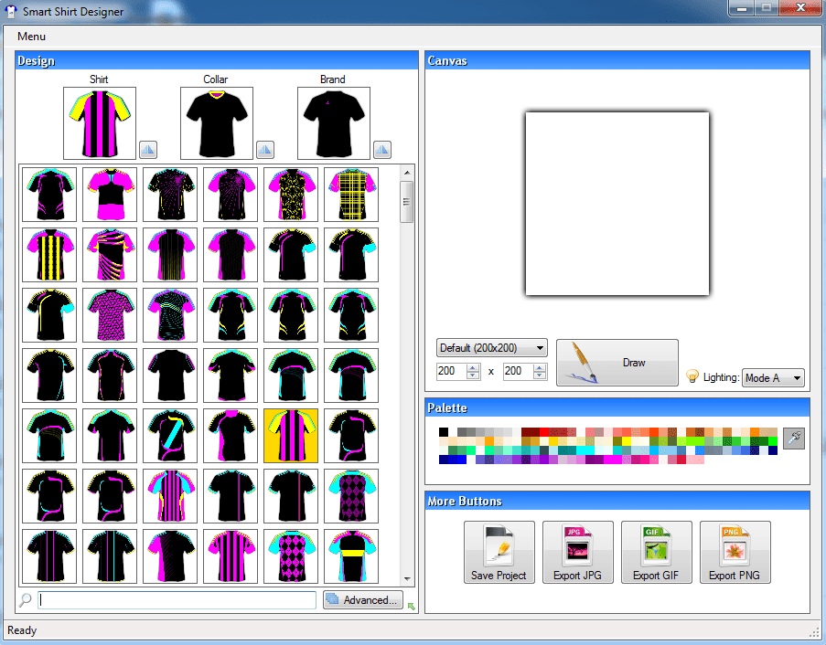 Smart Shirt Designer 2 – Forma, T-Shirt, T-shirt Design Program