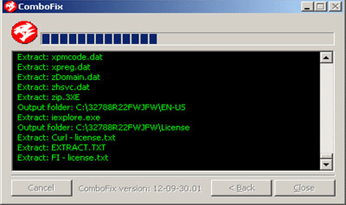 ComboFix-Virus Removal Program