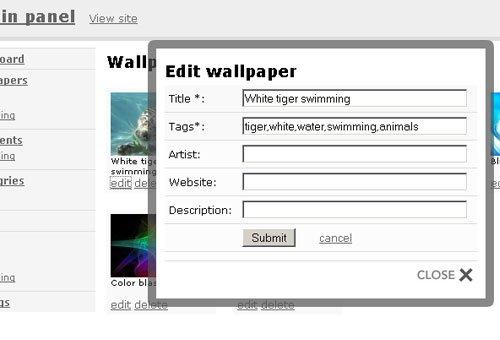 Ücretsiz Resim, Wallpaper Script – veppa wallpaper script