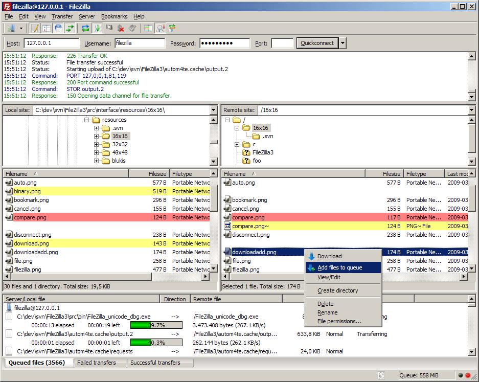 FileZilla Client is 3.42.1 – En İyi Ücretsiz Türkçe FTP Programı