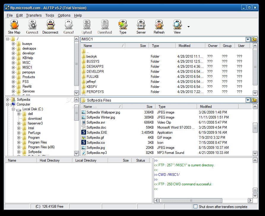 ALFTP 5.20.0.4