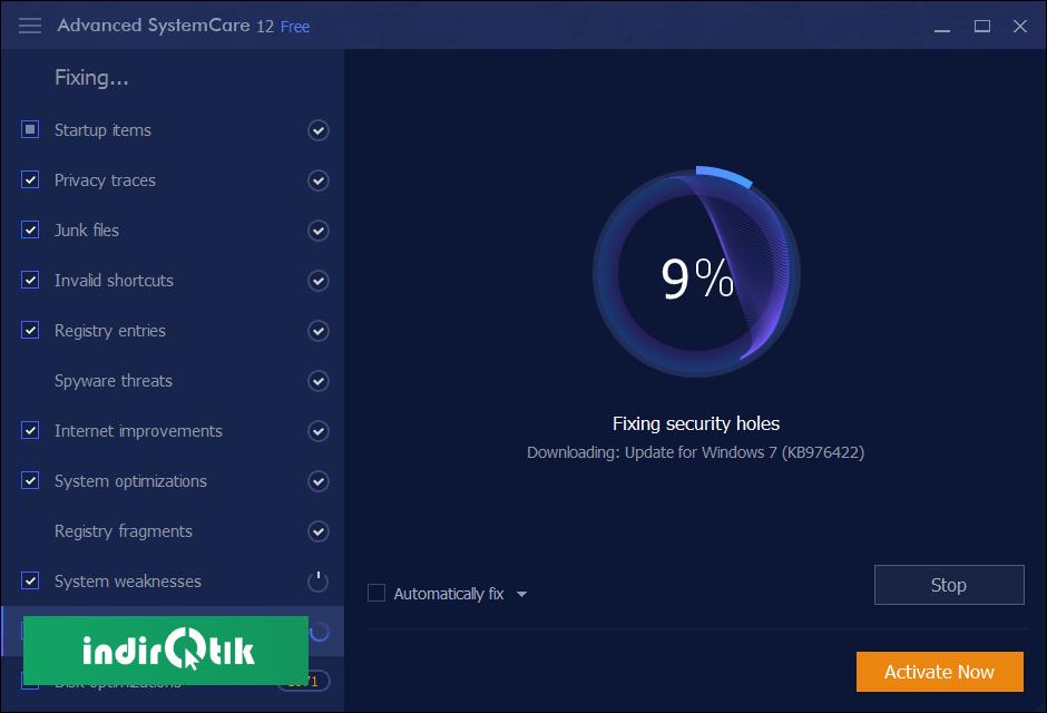 Advanced SystemCare Pro 12.5.0.354