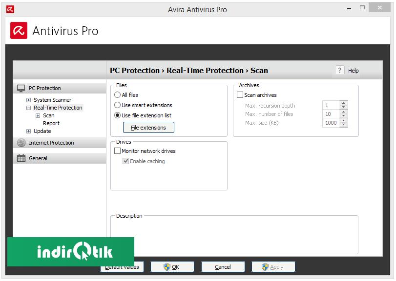 Avira Antivirus Pro 15.0.1906.1432