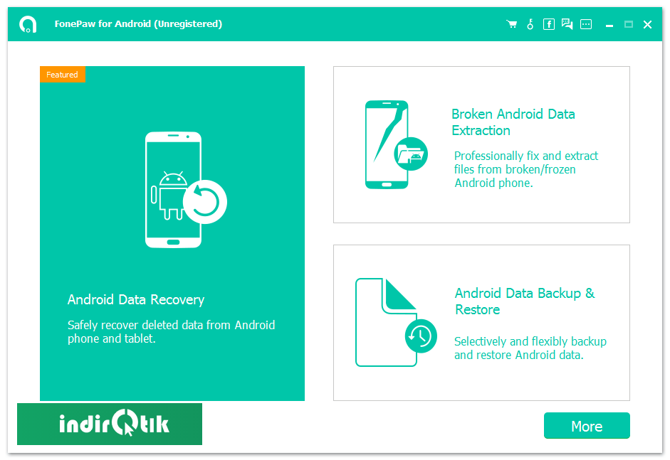 FonePaw Android Data Recovery