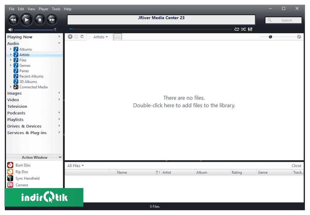 JRiver Media Center для Mac OS