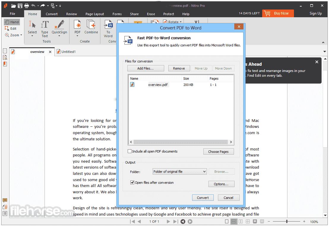 Nitro Pro 12.17.0.584 (64-bit)