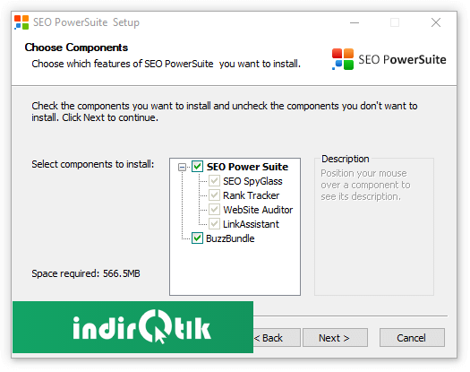 SEO PowerSuite 78.11