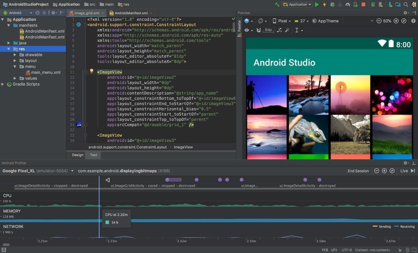 Android Studio 3.4.2