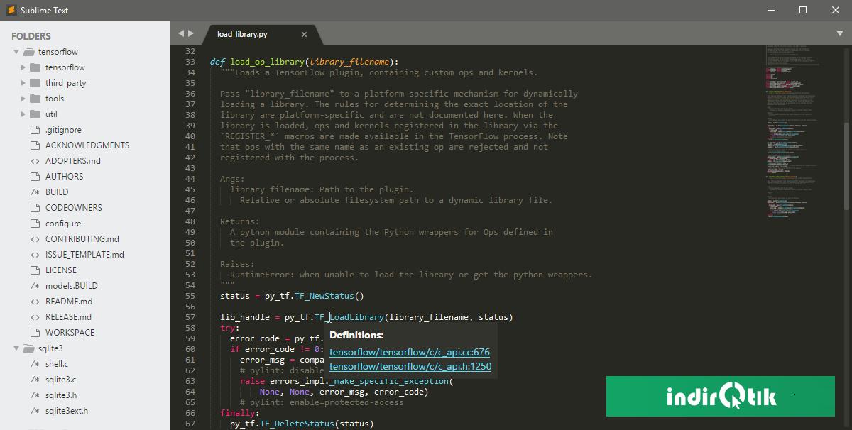 Sublime Text 3208 Dev (64-bit)