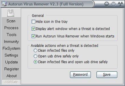 Autorun Virus Remover  V3.2(8.3.2019)