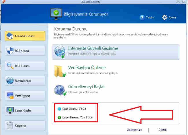 USB Disk Security 6.6.0.0 – USB Virus Removal Program