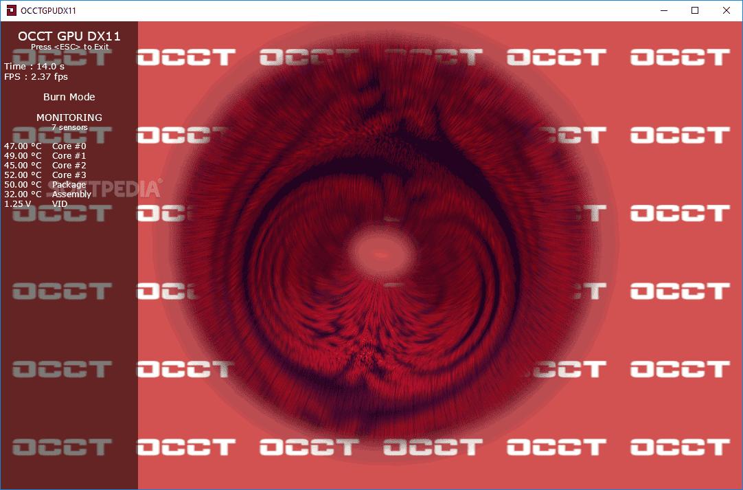 OCCT 5.4.1