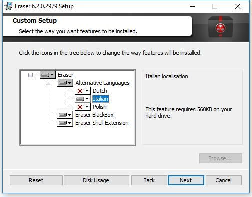 Eraser 6.2.0.2979