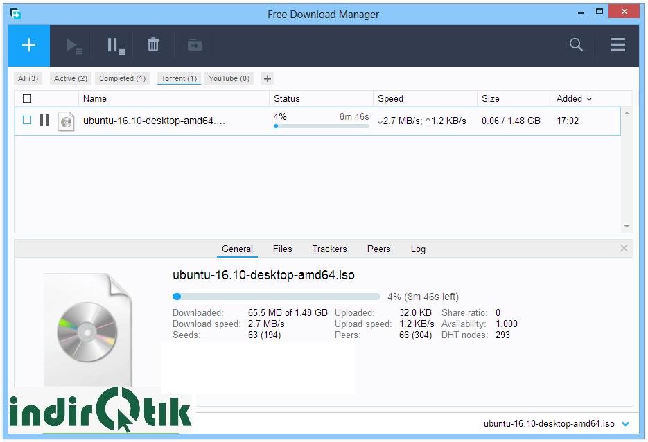 Free Download Manager 5.1.38 (64-bit) – (32-bit)