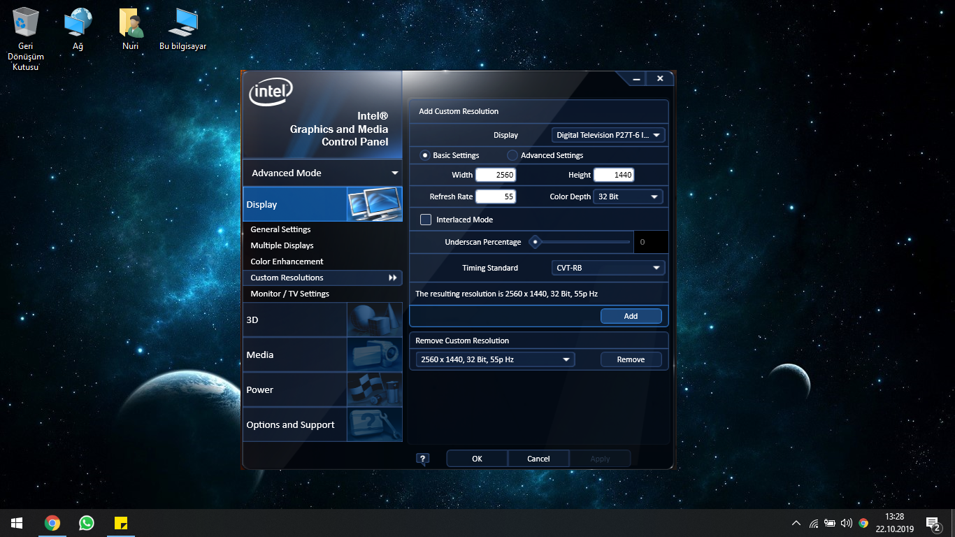 Intel Graphics Driver 26.20.100.7323 (Windows 10 64-Bit )