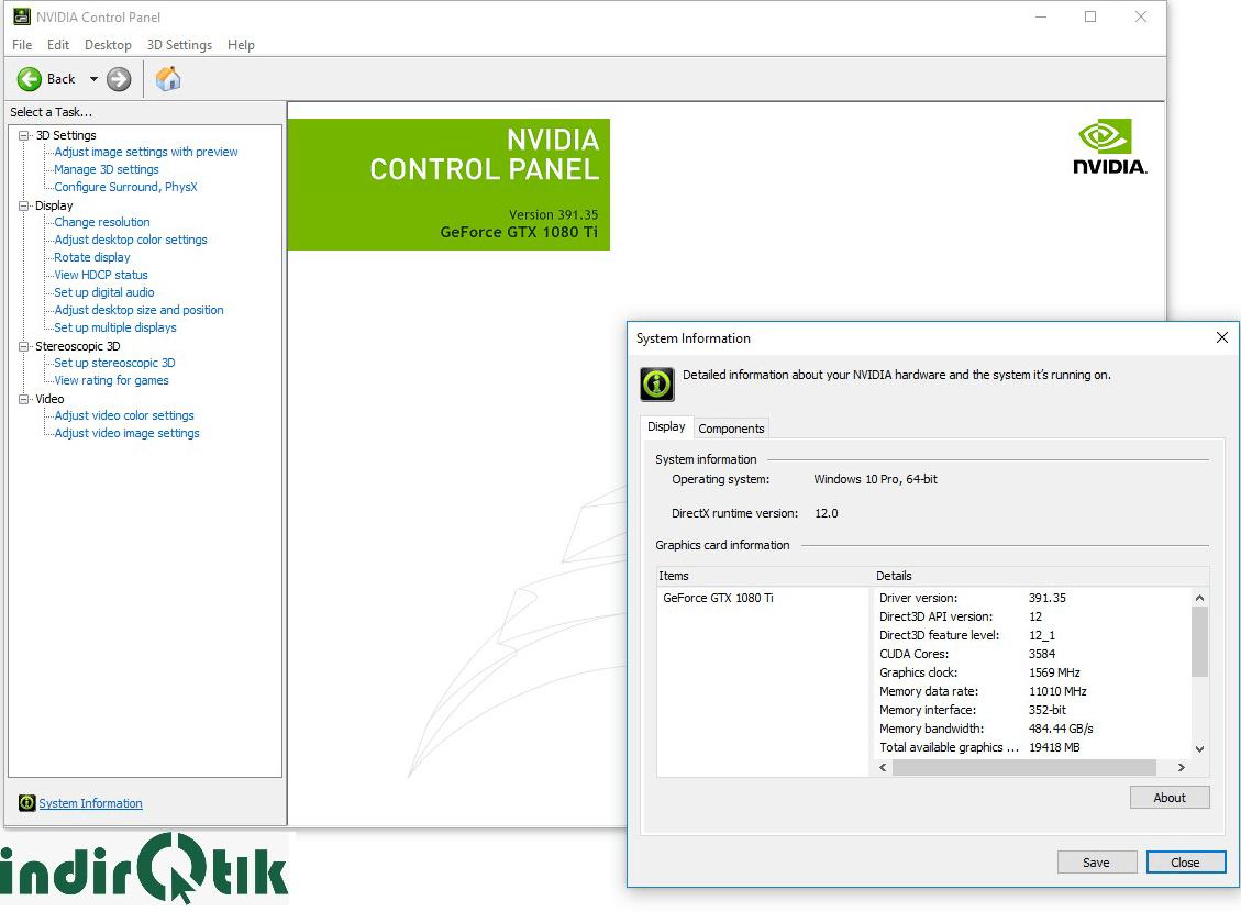 NVIDIA GeForce Driver 440.97 (Windows 10 64-bit)