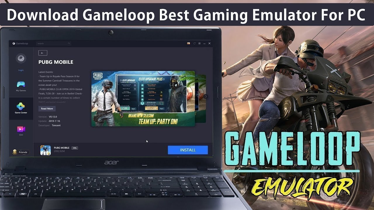 GameLoop – Android Emulator 1.0.0.1