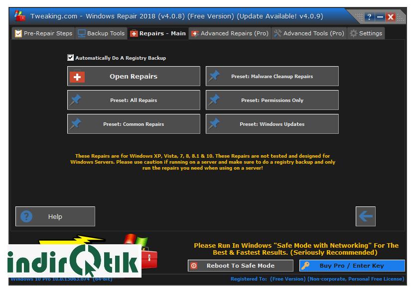 Windows Repair 4.7.0